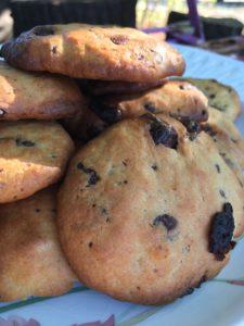 Recette cookies levain naturel